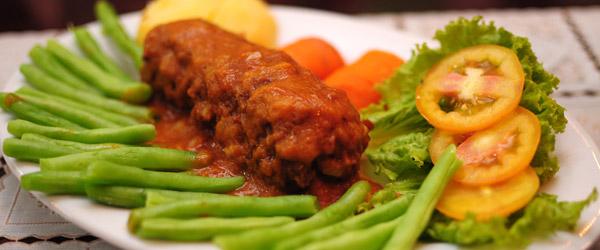 Nhà hàng Margheritas: món Tây nhưng giá ta